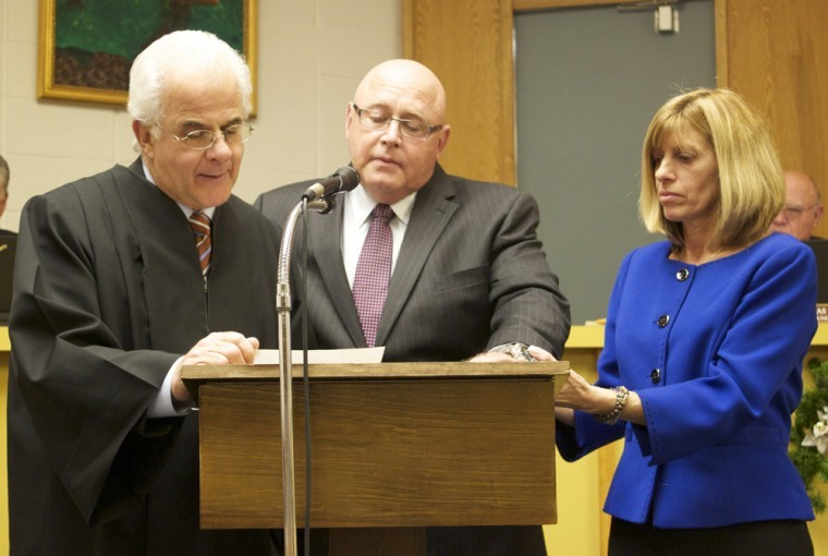 Cifelli is sworn in in Fairfield