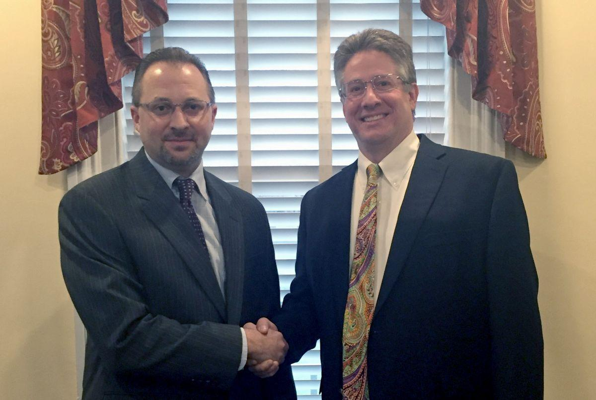 Republicans Britt Simon, Wayne Borella to run in Readington committee primary