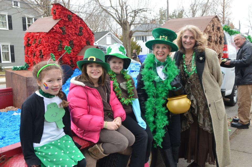 Clinton St. Patrick's Day Parade