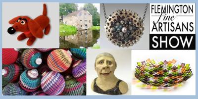 Flemington Fine Artisans Show comes to Stangl Factory on Sunday, Nov. 1