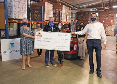 ShopRite of Hunterdon donates $25,000 to Norwescap Food Bank