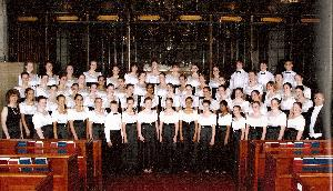 100-voice youth chorus to perform this weekend at Community Theatre
