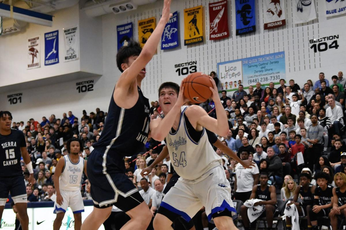 Gill Zach Martini boys basketballl