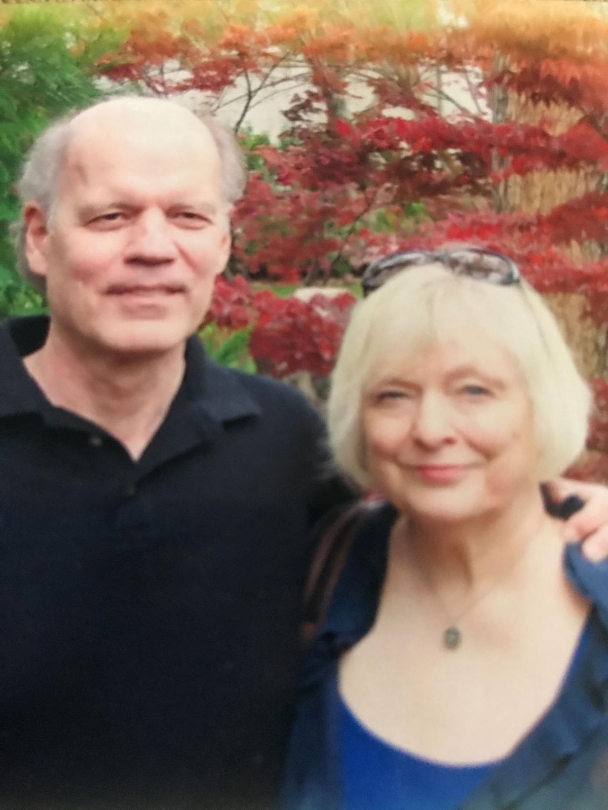 Tim and Mary Barrett