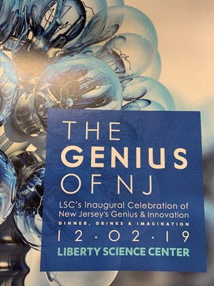 Readington student Christopher Serrao featured in 'Genius of NJ' book