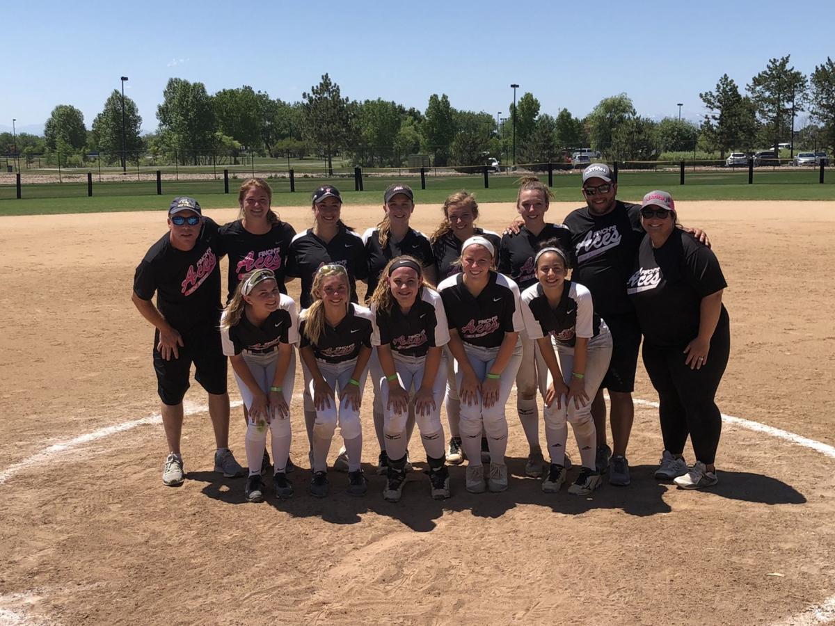 Finch's Aces softball team