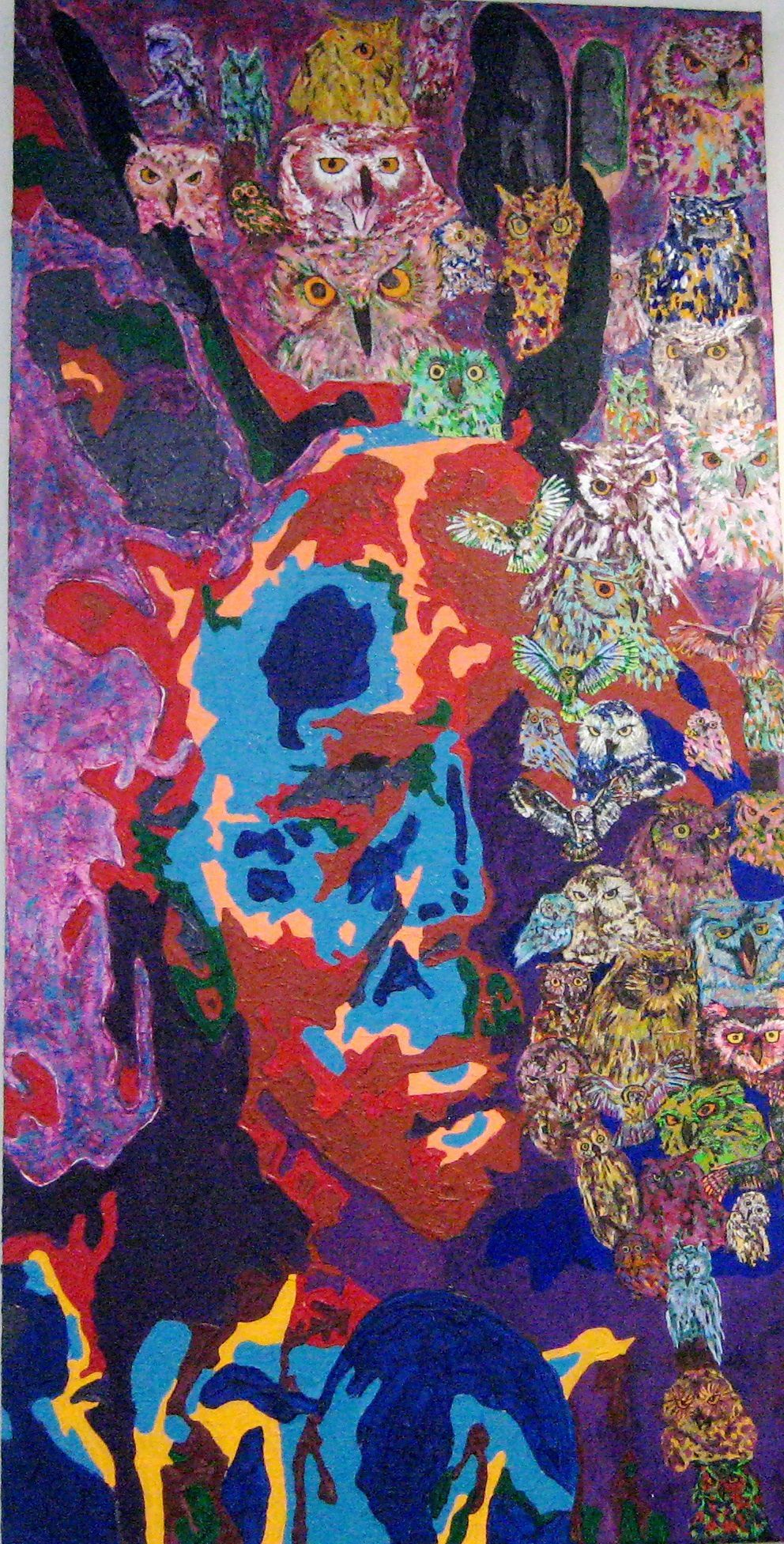 'Chaotyc Wisdom' by Luz H. Gallo