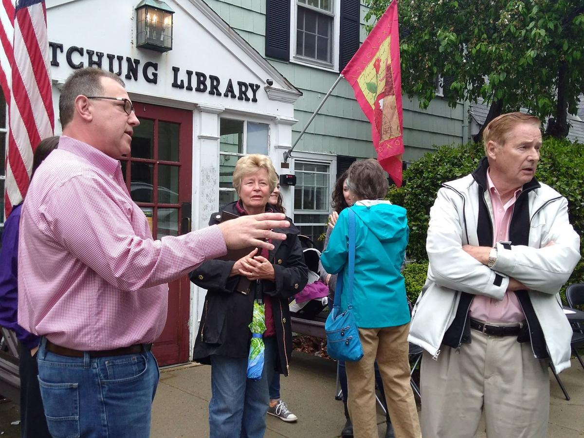 Coalition to Save Watchung Library continues campaign with candidate meet-and-greet