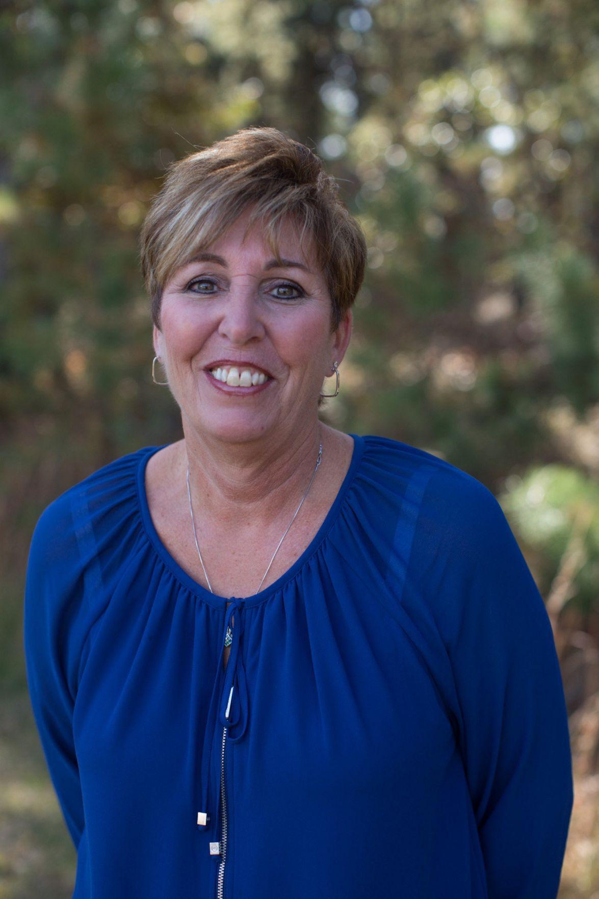Nancy Thalmann, longtime volunteer