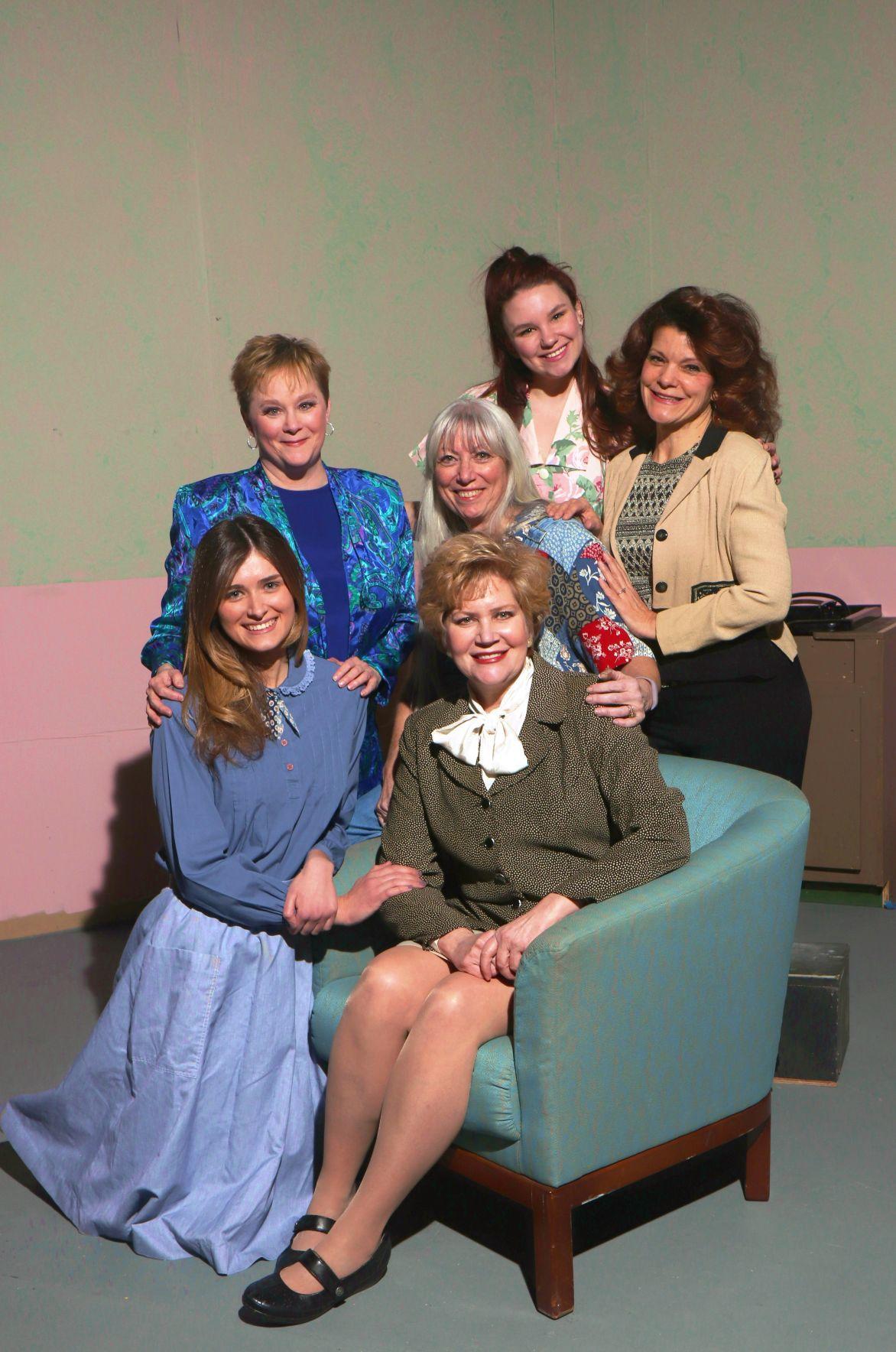 'Magnolias' cast