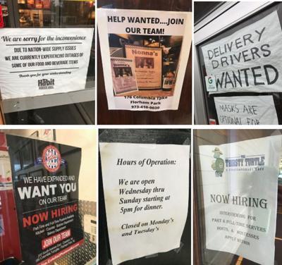 'Unrelenting:' Florham Park restaurants cope with pandemic's challenges