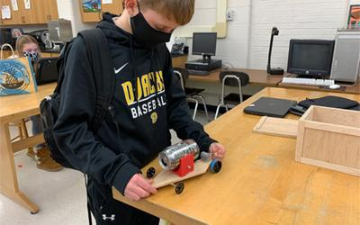 EV Challenge provides electrifying learning experience for Hunterdon middle school students