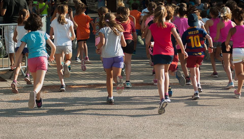 Footrace