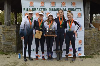 Girls Varsity 4+ Wins Coveted Braxton Family Cup