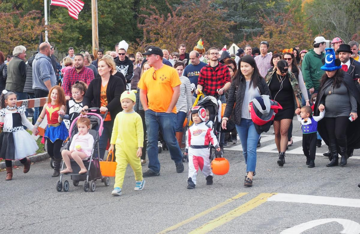 Morris Plains Halloween Parade