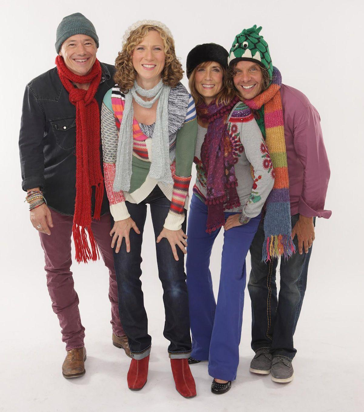 The Laurie Berkner Band Holiday Concert