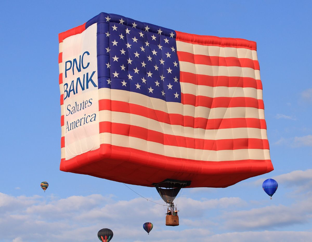 Patriotic Essay Contest Offers Winner Hot Air Balloon Ride
