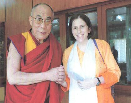 North Caldwell native treks to northern India to see Dalai Lama