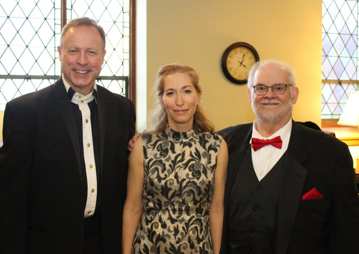 Baroque Orchestra of New Jersey returns from Italy to welcome new year