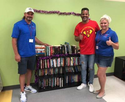 Through book drive, Watchung Hills Elks spread love of reading to underprivileged children