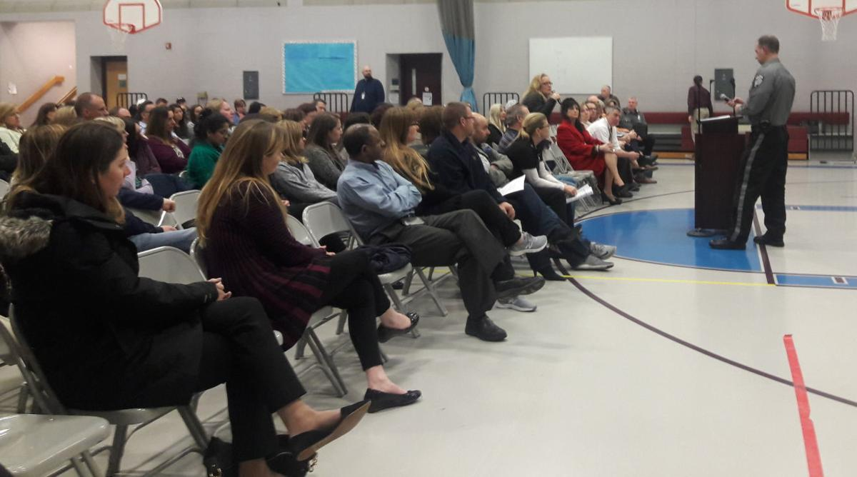 Readington school board discusses security concerns in wake of Parkland shooting