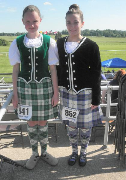 Tartan Day in Morristown Oct. 24