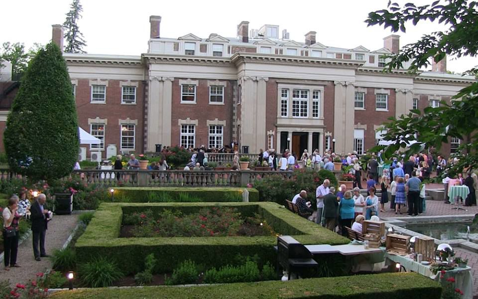 Beautiful Gardens of Loyola Jesuit Center