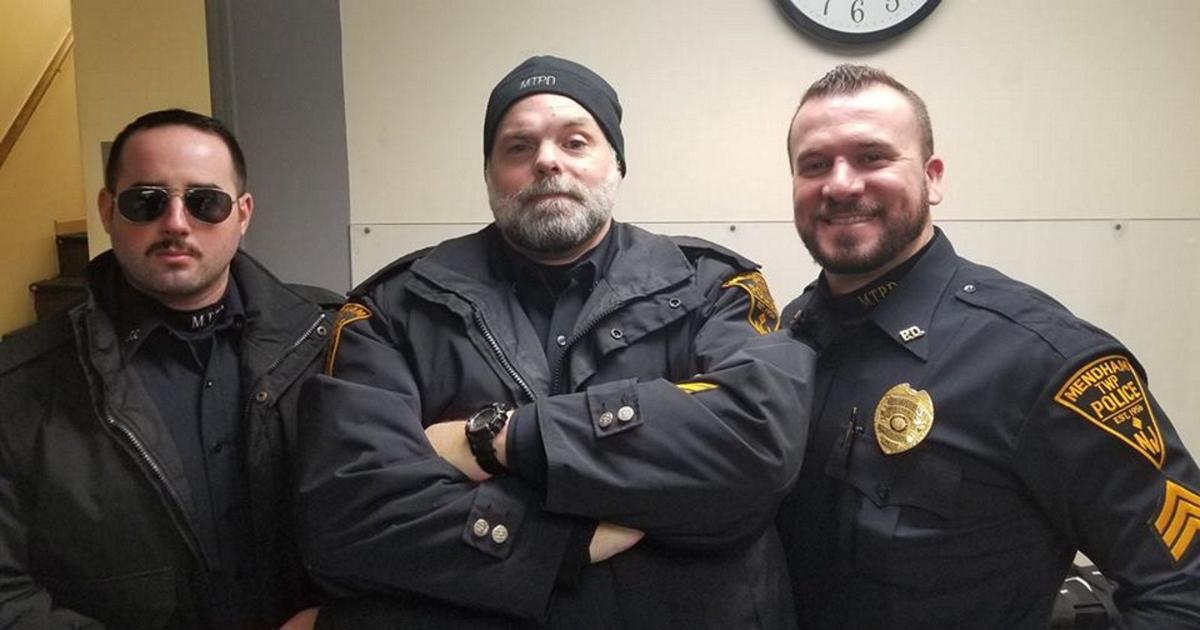 Bearded Officers