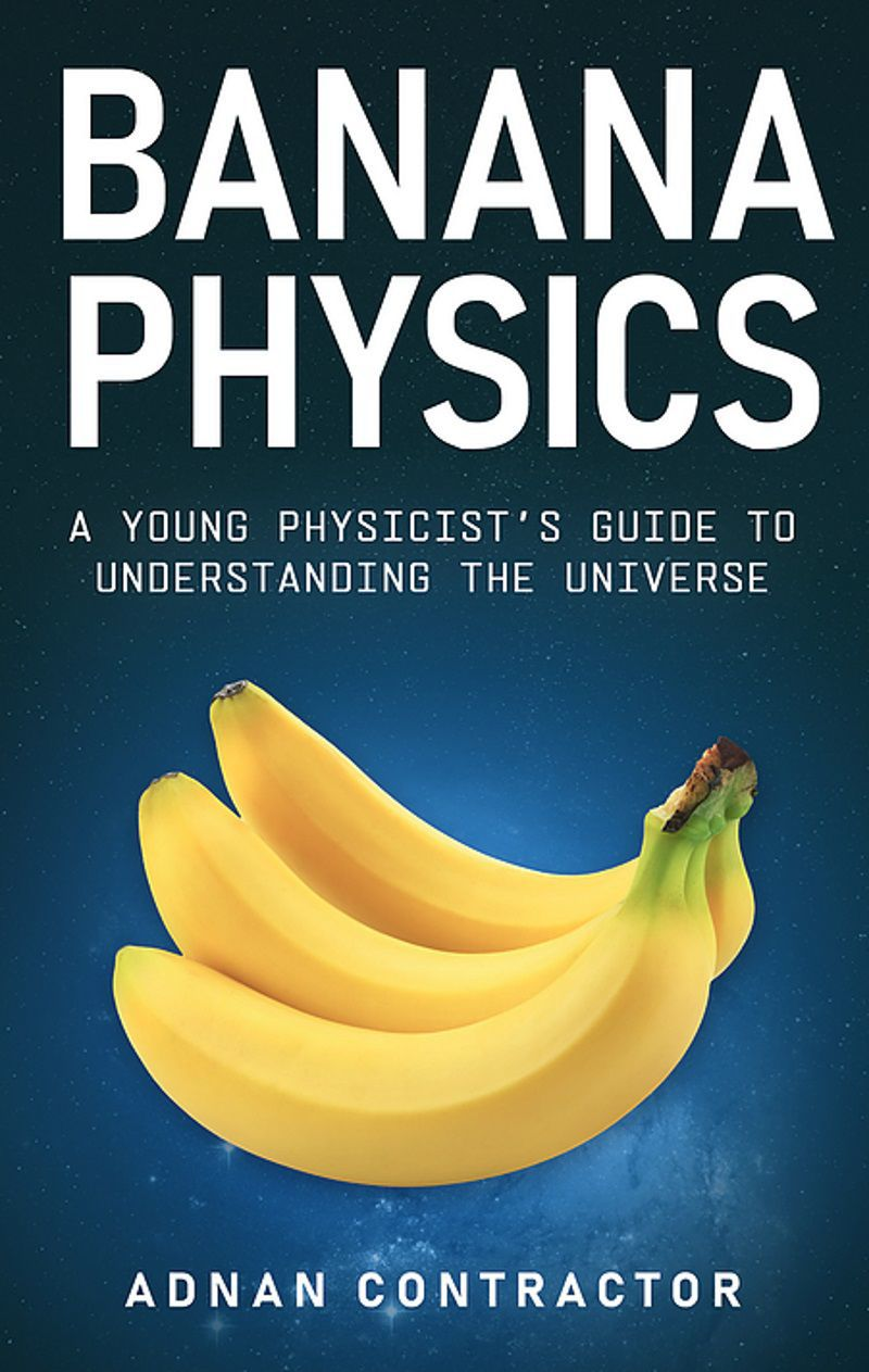 Watchung teen pens book on theoretical physics