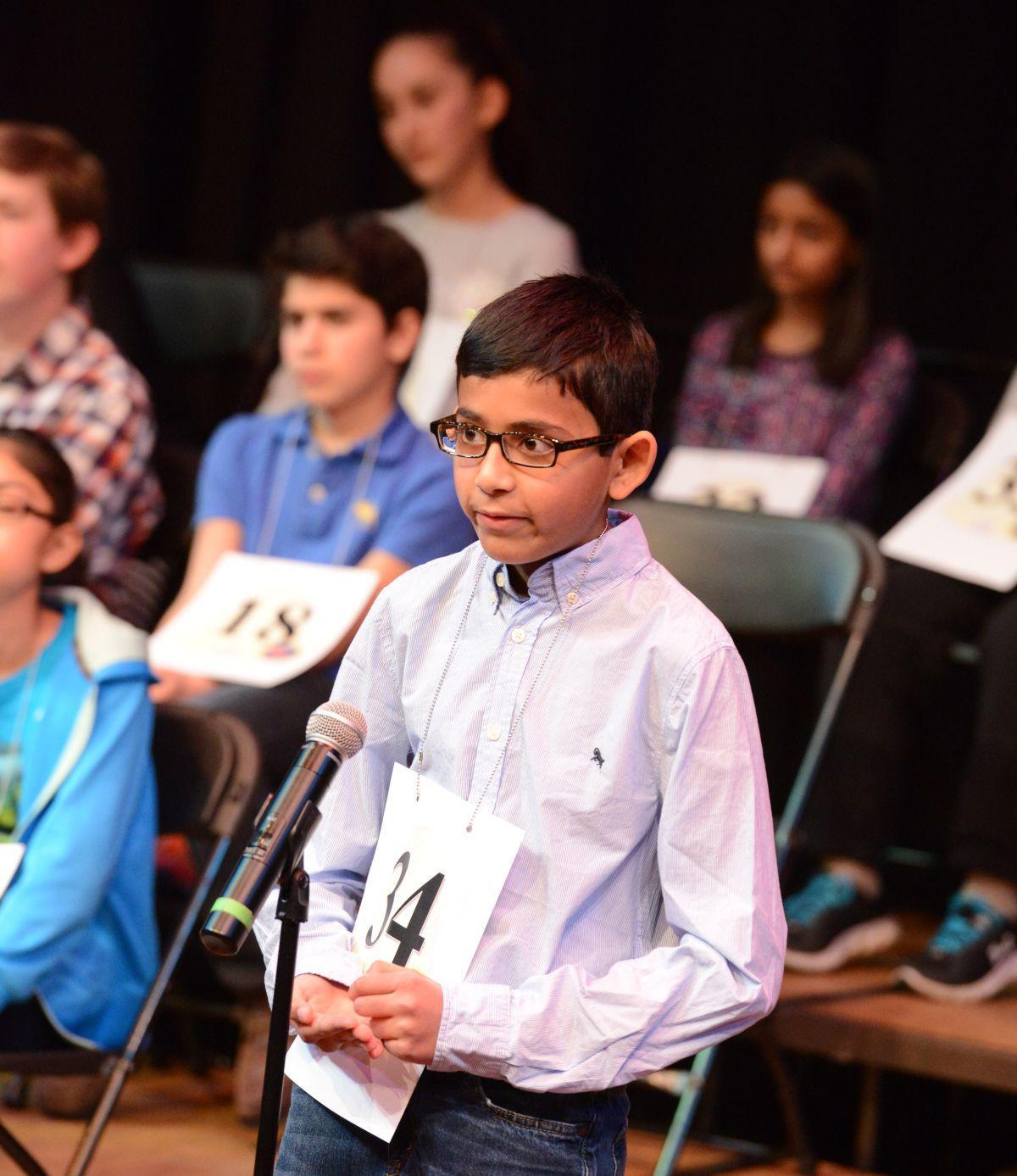 Holland Brook School fifth grader wins Discover Lehigh Valley Regional Spelling Bee