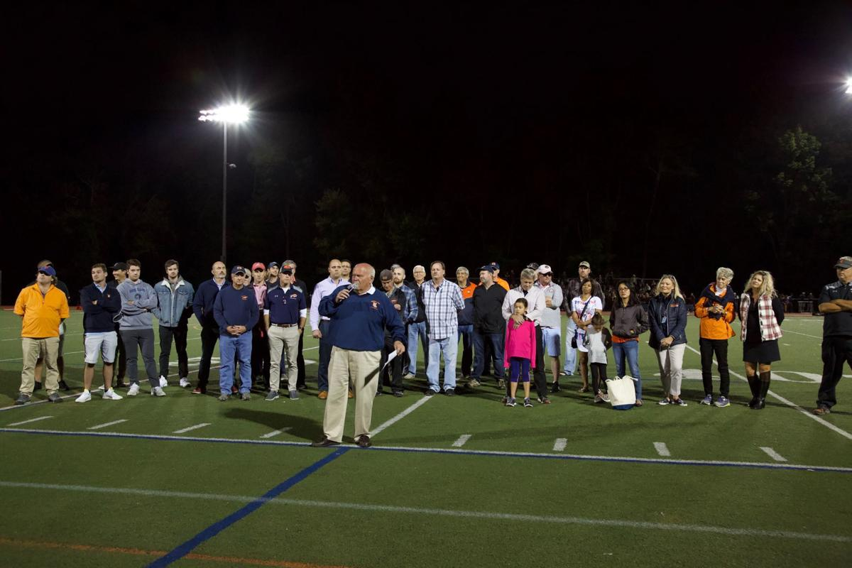 Honoring The Coach