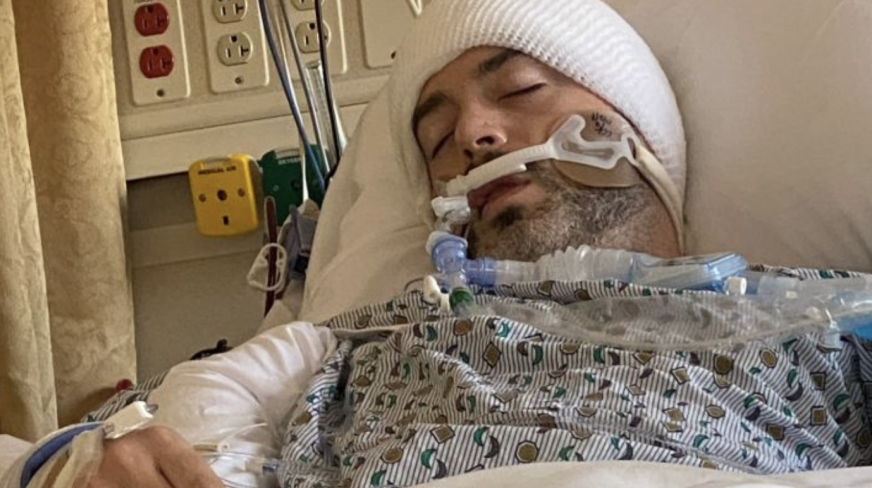 Support pours in for Lebanon veteran who suffered brain hemorrhage