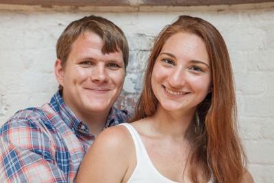 Kevin Lenahan III and Laura Cariati