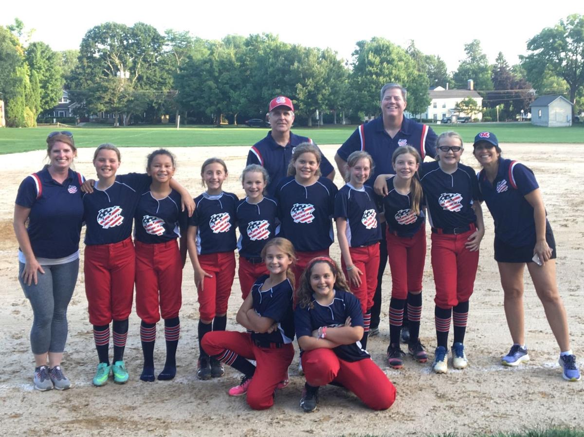 Chester-Mendham 10U softball