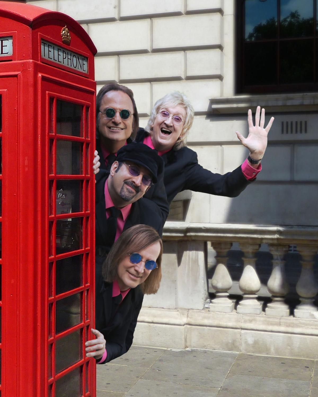The British Invasion Years Band