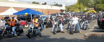 Motorcycle Ride to Fight Hunger Sept. 15 in Stirling