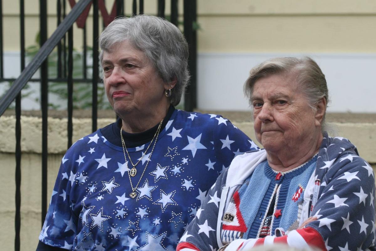 9/11 Memorial Attendees