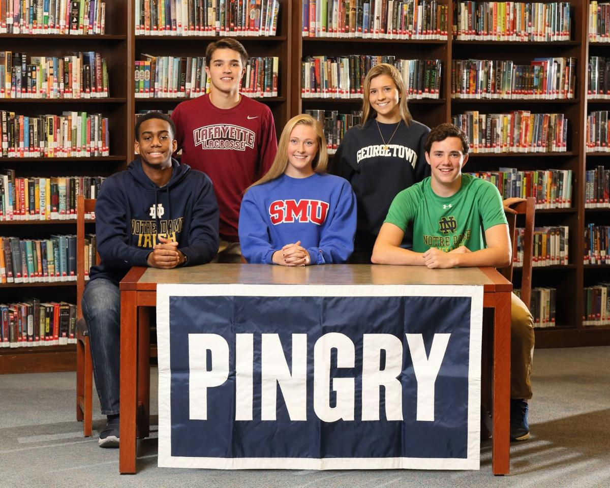 Pingry National Letter of Intent