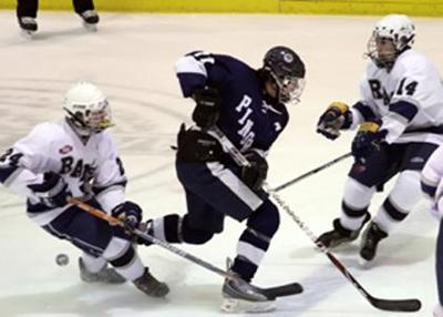 Randolph Weekly Roundup Rams Ice Hockey Team Captures Mennen Cup