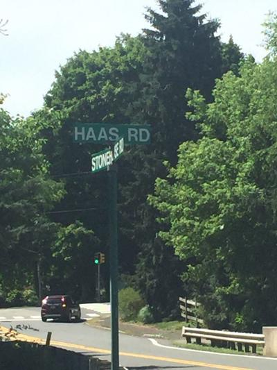 Haas Road