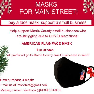 Masks for Main Street