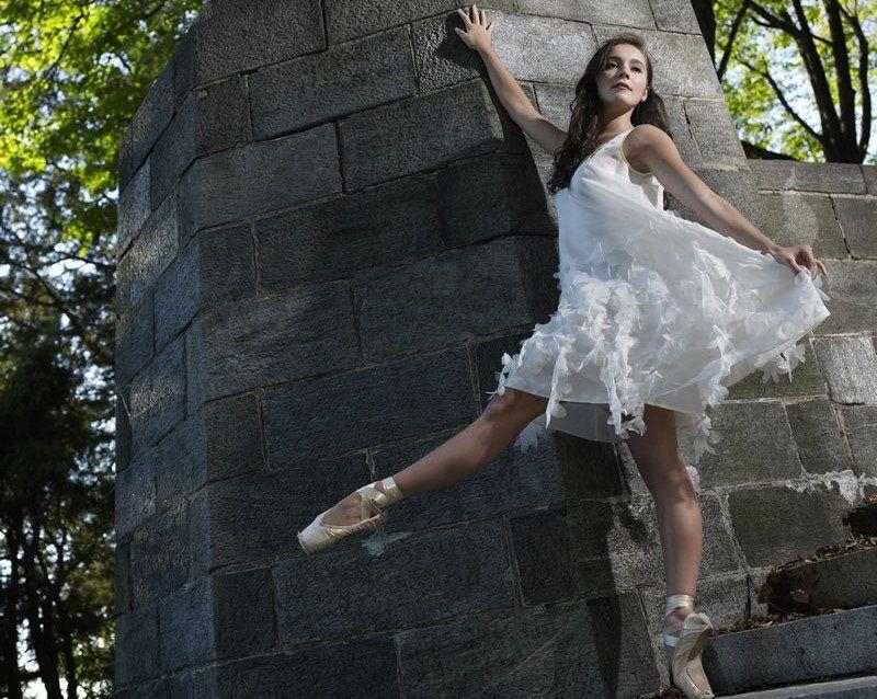 New Jersey Dance Theatre Ensemble's Olivia Frasco