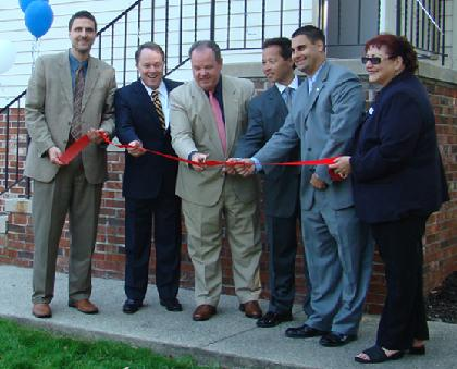 MORTGAGE COMPANY OPENS IN PARSIPPANY