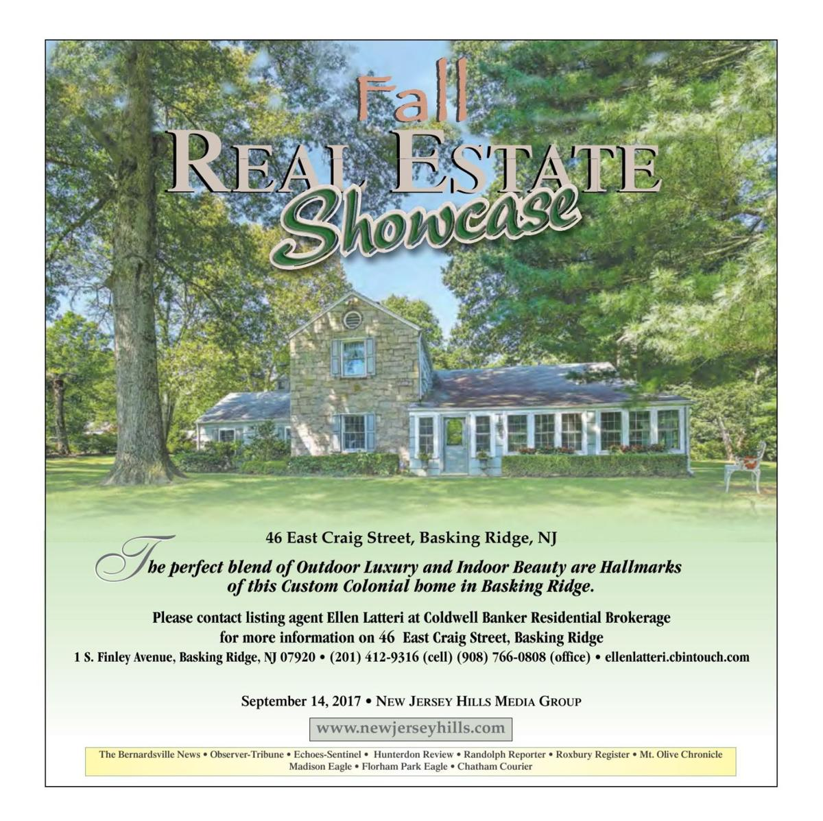 Fall Real Estate Showcase - September 14, 2017