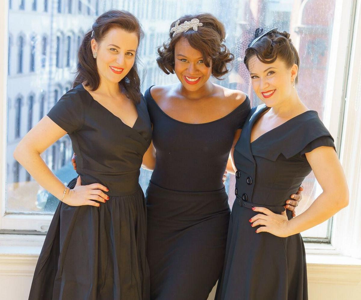ECHOES OF ANDREWS SISTERS
