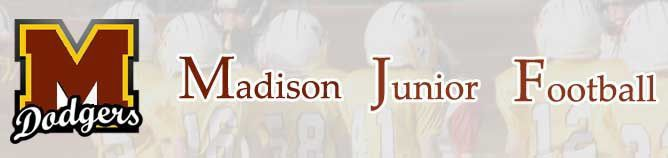 MADISON JUNIOR FOOTBALL