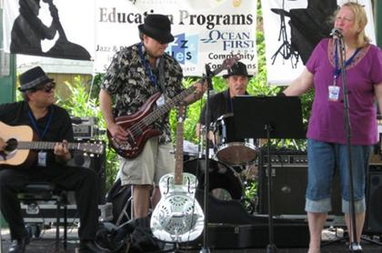 Swing, blues will be the sound at downtown concert in Madison