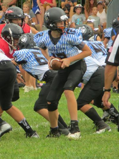 Hunterdon Huskies kicked off the football season at home with victory