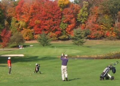 Hole #5 Warrenbrook Golf Course