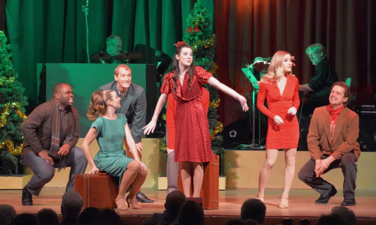 Hunterdon Hills Playhouse presents its holiday musical
